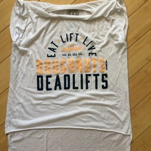 Doughnuts and Deadlifts just released shirt